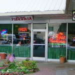 Exterior view of Best Italian Cafe & Pizzeria