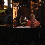 Pianist Bobby Aiken at the Park Grill