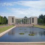 Omaha American Cemetary Memorial