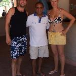 Great staff at the dive centre