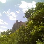 Bottom of Bluffs View