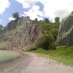 Shoreline near Bluffs