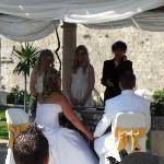 wedding ceromony