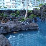 Paradise Pool Slides