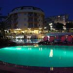 Side Sun Hotel Foto