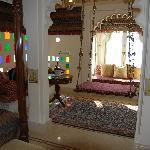 Mayur Mahal Suite Bedroom