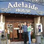 Proprietors of Adelaide House-Caryn and Derek Dickson