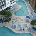 South Tower Pools