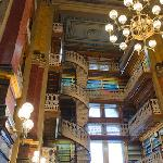 Law Library, one of the coolest libraries I have seen