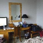 Room (a little untidy!)