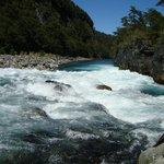 siguiendo el cauce de las aguas