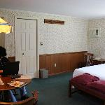 A partial view of room #15
