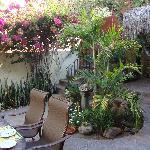 Casa Tuscany- Main Courtyard