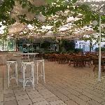 Viva Bar Lounge area