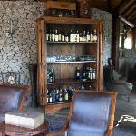 Londolozi's tastefully decorated Pioneer Camp