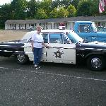 1962 police car