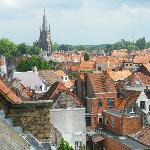 View of Brugge