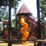 Bug Bunny playground.