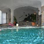 The sweet water floating pool