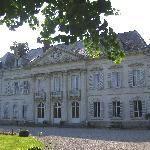 view of chateau