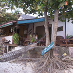 Bar on the beach - a very chilled location