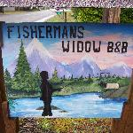 Fisherman's B&B Sign
