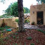 El Solecito private courtyard