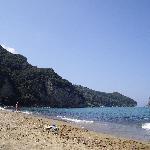 Aghios Gordis Beach