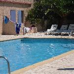 Quelques chambres au bord de la piscine les meilleurs