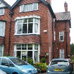 Victoria Lodge Guest House Chester