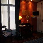 Hotel du Parc room 7