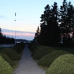 Reford Gardens - Jardins de Metis at dusk