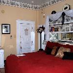Bottger Mansion: Rebecca Leah on ground floor