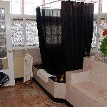 Bottger Mansion: Rebecca Leah bathroom