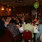 a wedding shower that we held at Julianos Restaurant
