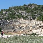 Greek theatre in Patara