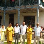 the upadhyay family.
