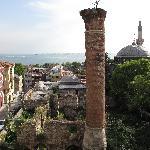 Fenêtre sur Byzance, Istanbul, Marmara