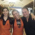Maria, Niki & Marcus