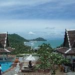 Baan Taling Ngam Hotel views