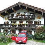 Front of Binderhausl