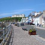 Port Patrick promenade