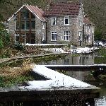 Mill House from the gardens