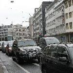 Consul hotel - street view