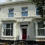 The Anfield guesthouse