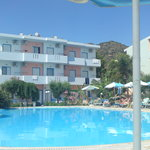 Hotel Lisa Mari Beach Foto