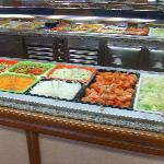 buffet salade