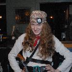 Hot Pirate girl