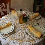 table au gourmandin