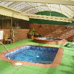 Elm Court Motel, Albury NSW - pool and jacuzzi